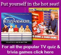 Quiz and Trivia games
